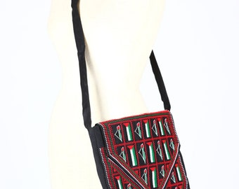 Palestinian Flag & Map Cross body Bag