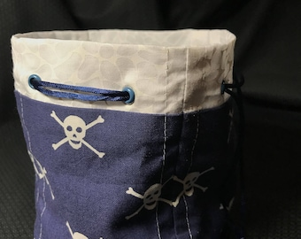 High Seas Pirate Dice Bag