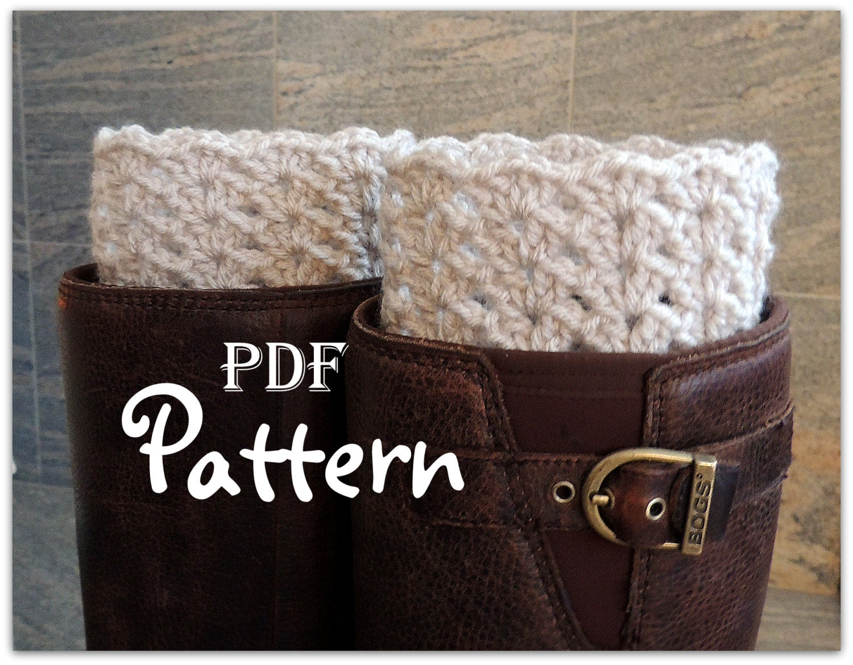 PDF CROCHET PATTERN Make It Yourself: Pattern for Lady