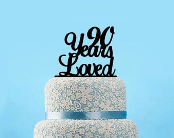 90 years loved Etsy