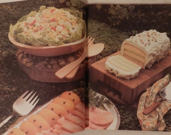 1980 Easy Suppers by Pat Jester Cook Book 1A