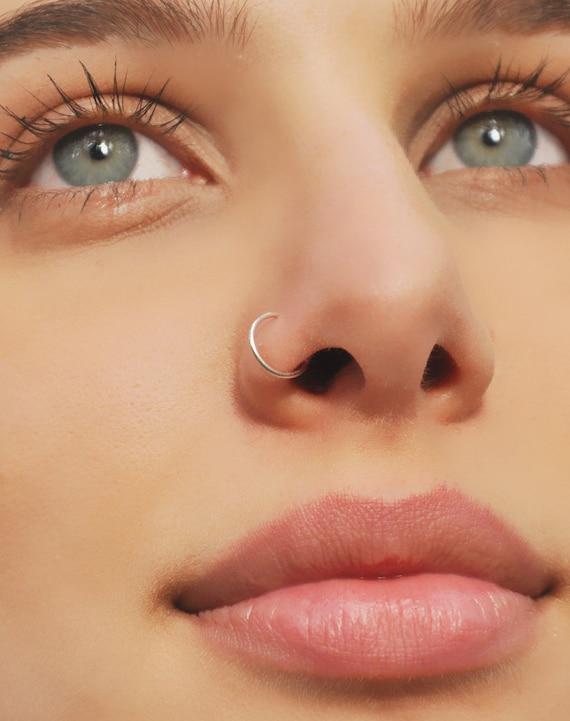 Interesting Nose Ring