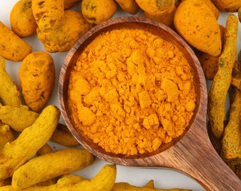 Organic Turmeric (Whole)