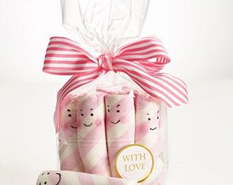 Kawaii Friendly Flump Marshmallows gift