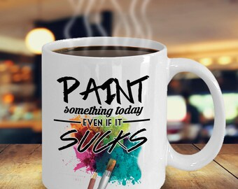 Artist Coffee Mug Gift Ideas For Artists Who Love To Paint