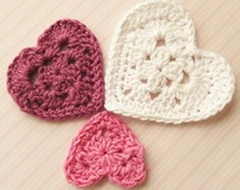 Here's My Heart Crochet Pattern