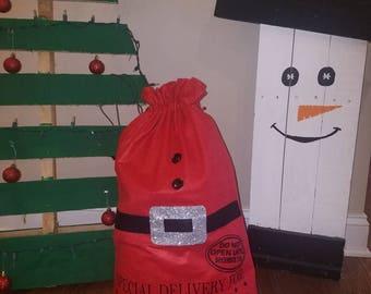 Santa Sack gift bag