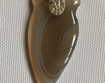 Jasper Arrowhead pendant