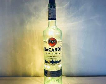 Bacardi Rum Fairy Lights in a Bottle