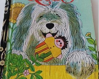 Rags a little golden book 1974 australian sydney golden press edition