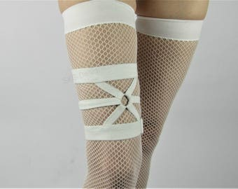 Xirena adjustable thigh garter
