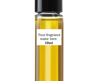 Sensuously allureing  -  Perfume oil  - (Gp 8 - The Perfume People)