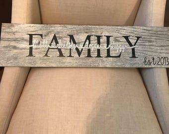 Customizable Family Tile
