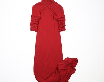 JEAN PAUL GAULTIER - Rayon long dress