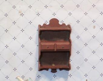 Miniature wall shelf Chrysbon