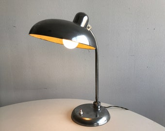 Chrome-plated Sixties table lamp