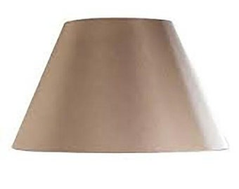12 Inch Empire Style Washer Lampshade Replacement (Bronze)