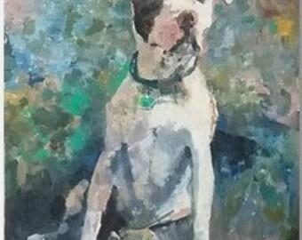 Commissioned Portrait: Elsie