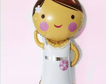 Gaint Bride Wedding Balloon