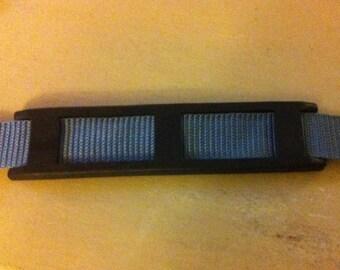 Shoulder reinforcement for strap 24 mm color black