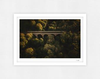 The Crawfordsburn Viaduct
