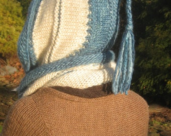 Through The Looking Glass Hooded Cowl