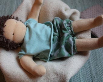 PAULE rag dolls/Waldorf dolls baby