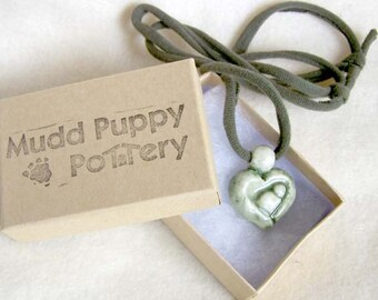 Mother & Baby Pendant - Ready to Ship or Made to Order