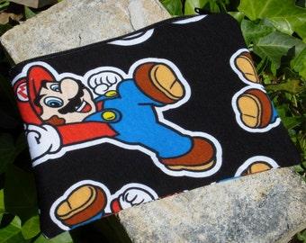 Super Mario Zipper Pouch - Videogames, Geekery.