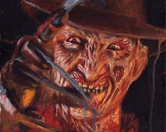 """Freddy 8""""x10"""" glossy print"""