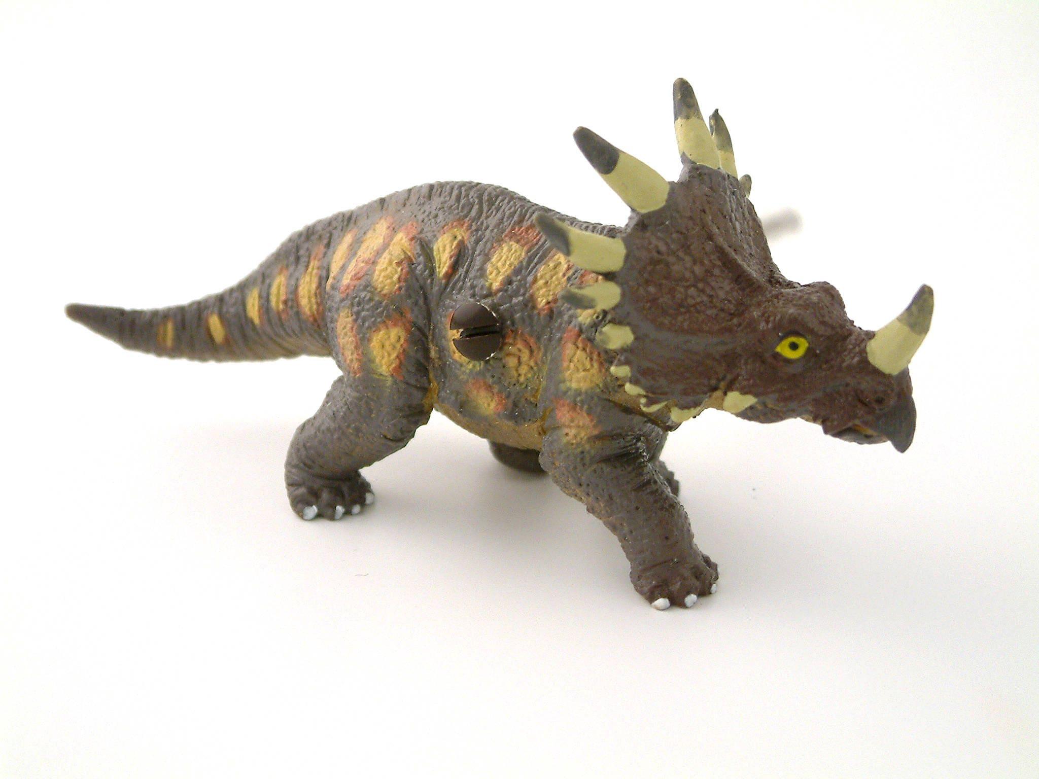 Dinosaur Door Knob - Set of 8 - Dinosaur Decor, Dinosaur Cupboard ...