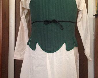 XL Women's Elizabethan Corset