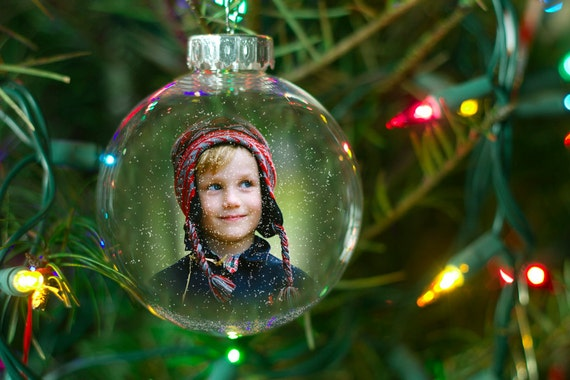 Items similar to Christmas Ornament Template Photoshop ...