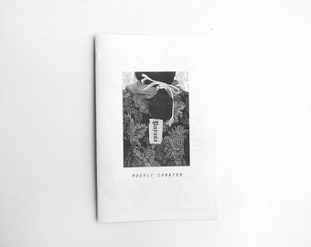 Poorly Curated Foto Zine / Issue #2 / White