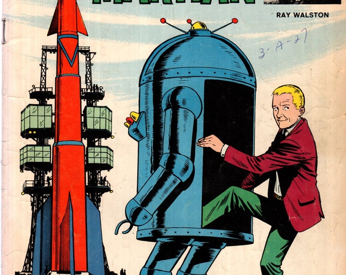 My Favorite Martian #2 Gold Key Comic Book July 1964 VG 4.0