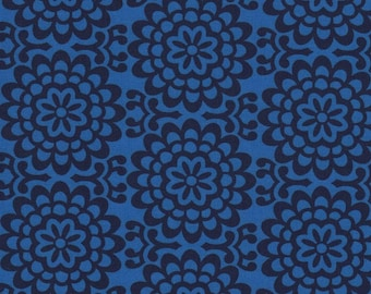 Midnight Floral from Amy Butler's Violette Collection by Free Spirit