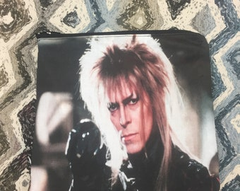 Labyrinth David Bowie Zipper Pouch