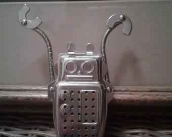 Robot Tea Holder