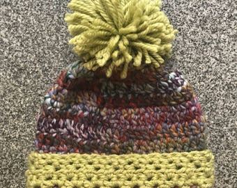 Wooly Granny Hat