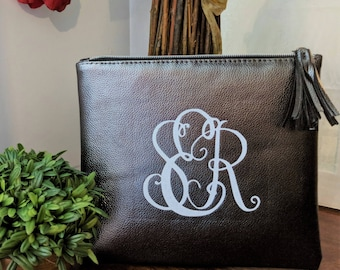 Personalize for FREE Large Cosmetic bag