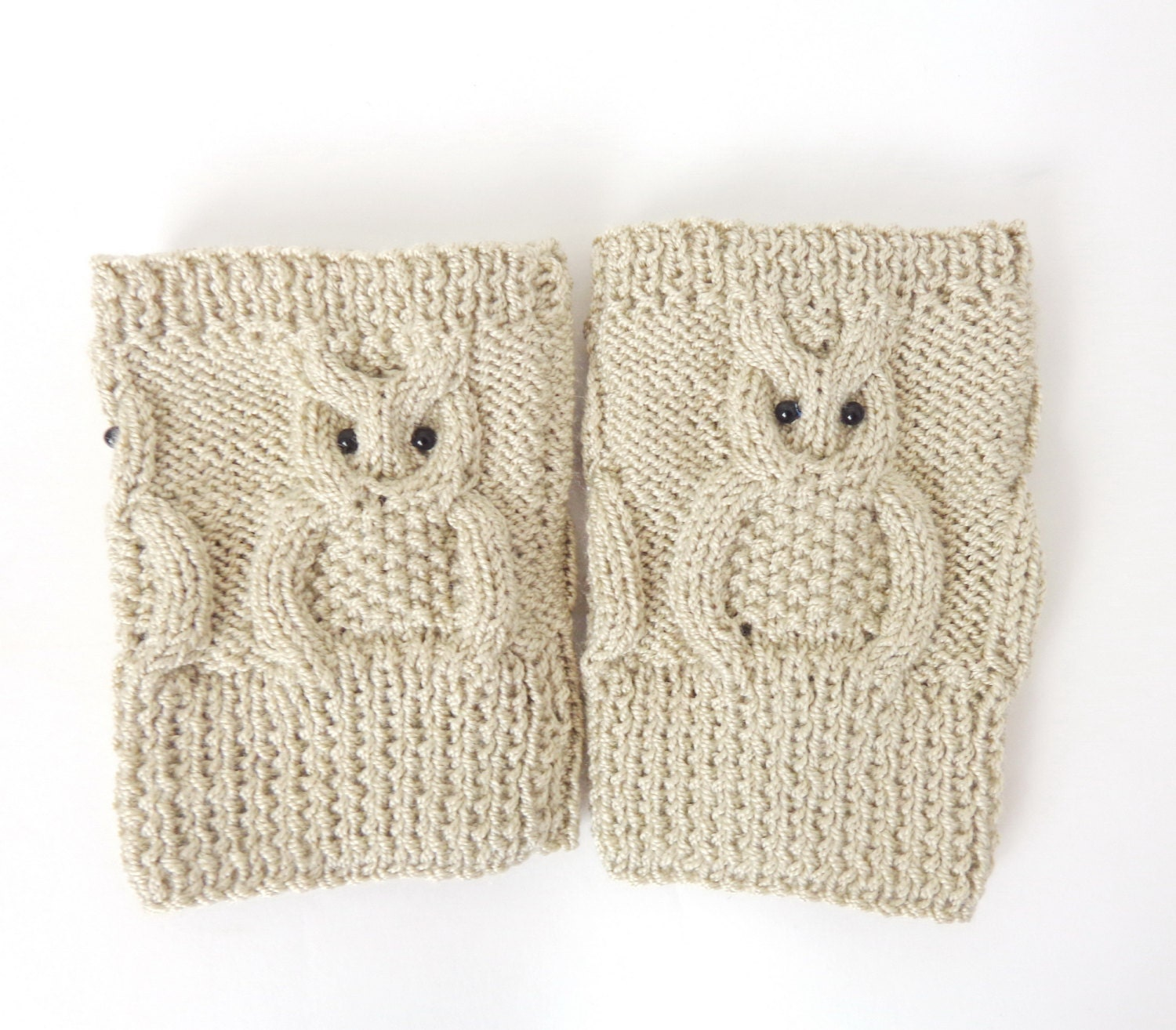 Owl boot cuffs owl boot socks boot topper owl leg warmers zoom dt1010fo