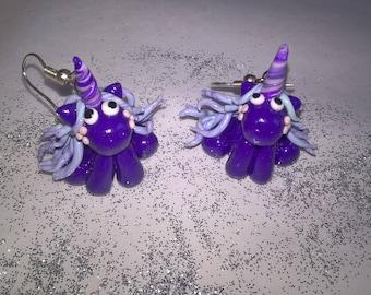 Unicorn earrings [BOL3]