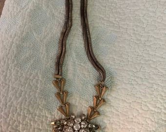 Stunning vintage necklace