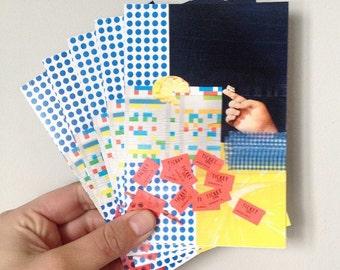 Helpful Hand Postcards