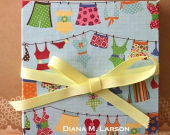 Mini Origami Album