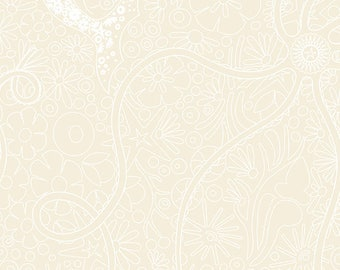 Alison Glass - Diving Board - Pearl in Oyster - (A-8634-L) - 1/2 Yard++