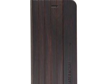 iPhone 6 Case | Walnut Wood Case | iPhone 6 Wood Case | Unique Wooden Cover | Case For Men – Women | Gift For Men - Women
