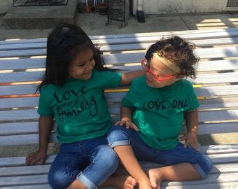 Adoption Toddler T-Shirts
