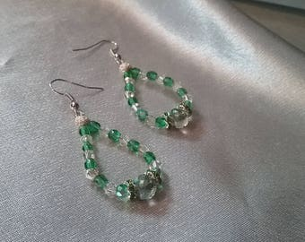 Green shimmer