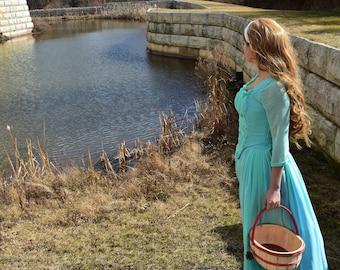 Cinderella Dress; Ella Dress; Disney Princess; Princess Cinderella Dress; Disney Cosplay; Cinderella 2015; Cinderella Live Action